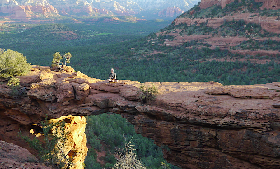 Sedona Hiking - Devil's Bridge